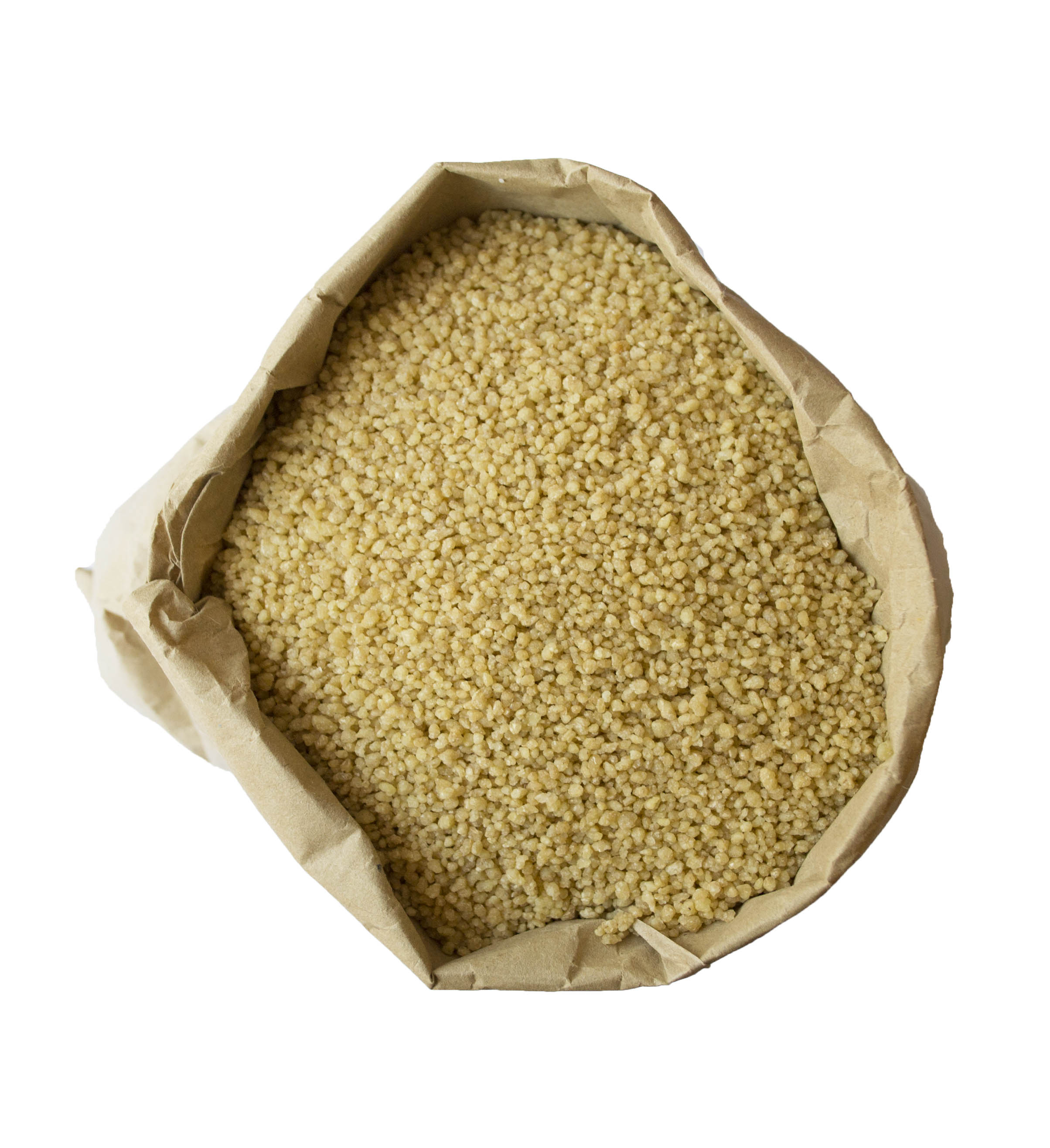 Organic wholemeal couscous - per 100g - Natural Weigh