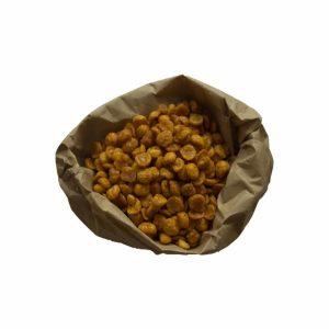 Smoked paprika peas
