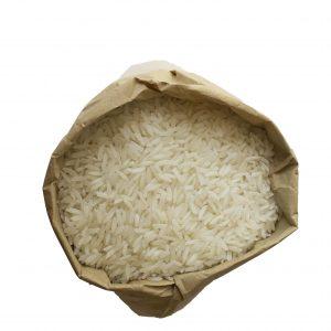 White long grain
